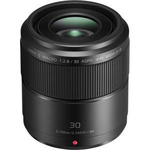 Lens Panasonic Micro 4/3 Lumix G Macro 30mm f/2.8 ASPH. MEGA O.I.S.
