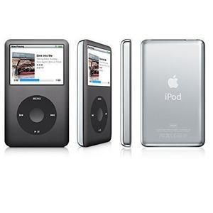 Apple iPod Classic 7 Leitor De Mp3 & Mp4 120GB- Cinzento sideral
