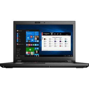 """Lenovo ThinkPad P52 15"""" Core i7 2,2 GHz - SSD 256 Go - 16 Go AZERTY - Français"""