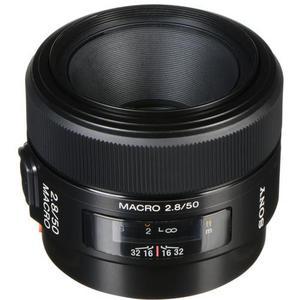 Objetivos Sony A 50 mm f/2.8