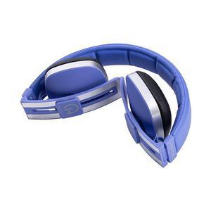 Kopfhörer mit Mikrophon Hiditec WHP0100 - Blau