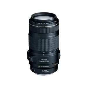 Objetivo Canon ZooM Lens EF 70-300mm f / 4-5.6 IS USM