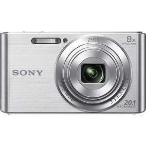 Kompaktikamera Sony DSC-W830 Harmaa + Objektiivi ZEISS Vario-Tessar 25-200 mm f/3.3-6.3