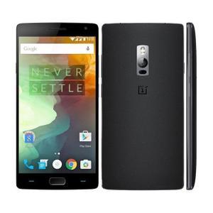 OnePlus 2 64GB Dual Sim - Musta - Lukitsematon