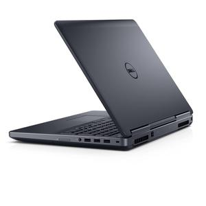 "Dell Precision 7510 15"" Core i7 2,7 GHz - HDD 250 GB - 16GB - teclado inglés (us)"