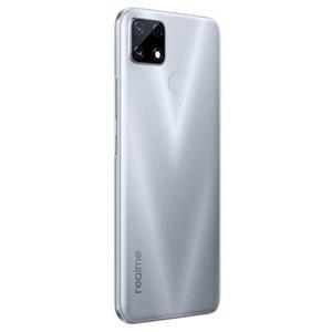 Realme 7i (Global) 64GB Dual Sim - Zilver - Simlockvrij
