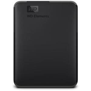Western Digital Elements Portable WDBU6Y0050BBK-WESN Externe Festplatte - HDD 5 TB USB 3.0