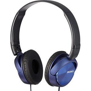 Casque avec Micro Sony MDR-ZX310APL - Noir/Bleu