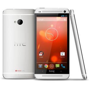 HTC One M7 32 GB   - Silver - Unlocked