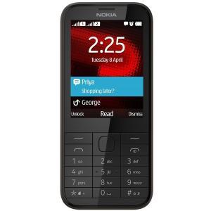 Nokia 225 Dual Sim - Noir- Débloqué
