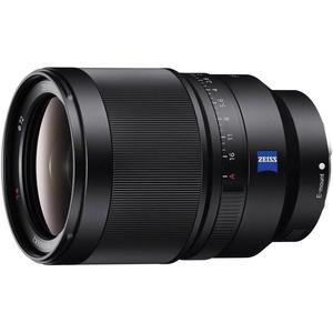 Objectif Sony Zeiss Distagon T* FE 35mm f/1.4 ZA - Noir