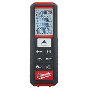 Laser Milwaukee LDM 50 - Schwarz/Rot