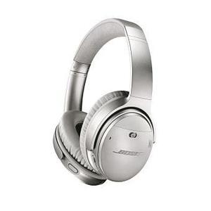 Kopfhörer Rauschunterdrückung Bluetooth mit Mikrophon Bose QuietComfort 35 II - Silber