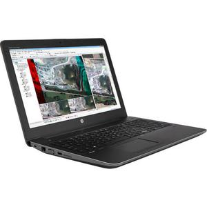 "HP ZBook 15 G3 15"" Core i7 2,7 GHz - SSD 512 Go - 32 Go QWERTZ - Allemand"