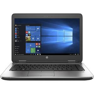 "HP ProBook 640 G1 14"" Core i5 2,6 GHz - SSD 256 GB - 8GB Tastiera Inglese (US)"