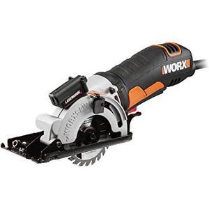 guía láser de sierra circular Worx WX426 - Negro/Naranja
