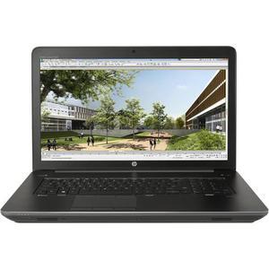 """HP ZBook 17 G3 17"""" Core i7 2,6 GHz - SSD 1 TB - 32GB QWERTZ - Deutsch"""