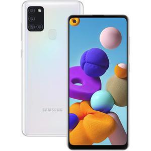 Galaxy A21s 128 Gb Dual Sim - Weiß - Ohne Vertrag