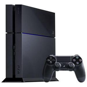 Sony Playstation 4 Fat 500Go - Noir