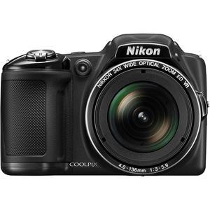 Bridge Nikon Coolpix L830 - Zwart