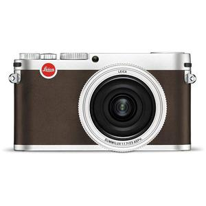 Compact Leica X (Typ 113) - Marron/Argent + Objectif Leica Summilux 23 mm f/1.7