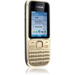 Nokia C2-01 - Oro- Compatibile Con Tutti Gli Operatori