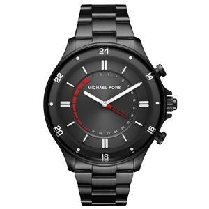 Kellot Michael Kors Access MKT4015 Hybrid Smartwatch Reid - Musta