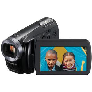 Caméra Panasonic SDR-S7 USB 2.0 - Noir