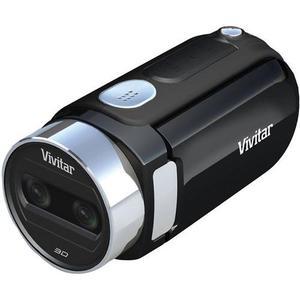 Kamera Vivitar DVR 790HD 3D - Schwarz