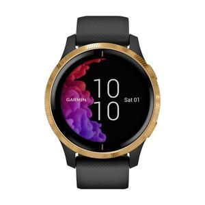 Horloges Cardio GPS Garmin Venu - Goud/Zwart