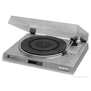 Olatine vinyle Dual CS-515
