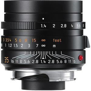 Lens Leica M 35mm f/1.4