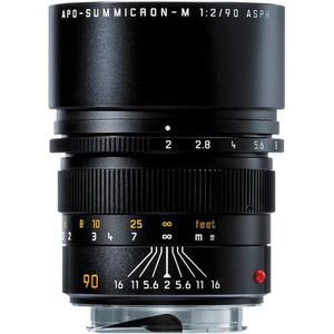 Lens Leica M 90mm f/2
