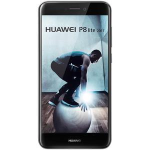 Huawei P8 Lite (2017) 16GB Dual Sim - Musta (Midnight Black) - Lukitsematon