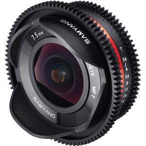 Objektiivi Samyang MFT 7.5mm T3.8 Cine UMC Fisheye