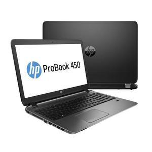 "HP ProBook 450 G2 15"" Core i3 1,9 GHz - SSD 256 GB - 4GB AZERTY - Frans"
