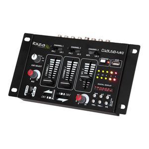 Ibiza Sound DJ21USB-MKII DJ-controller