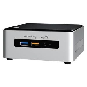Intel NUC6i3SYH Mini PC NUC Kit Core i3 2,3 GHz - HDD 500 Go RAM 8 Go