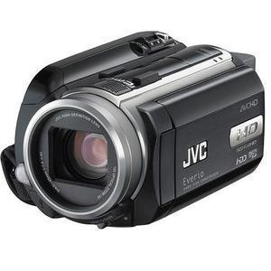 Caméra Jvc Everio HD GZ-HD40 USB 2.0 - Noir/Gris