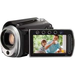 Kamera JVC EVERIO GZ-HD520BE - Schwarz/Grau