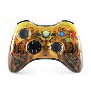 Manette Sans Fil Microsoft Xbox 360 Fable III Limited Edition