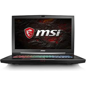"MSI GT73EVR 7RF Titan Pro 17"" Core i7 2,8 GHz - SSD 256 Go + HDD 1 To - 16 Go - NVIDIA GeForce GTX 1080 AZERTY - Français"