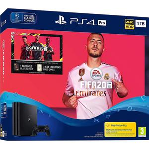 Sony PlayStation 4 Pro 1To + FIFA 20 Ultimate Team