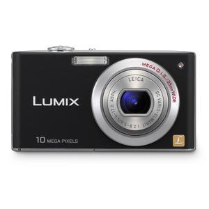 Compact - Panasonic Lumix DMC-FX35 - Noir