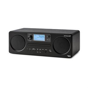 Radio Auna Worldwide CD - Noir