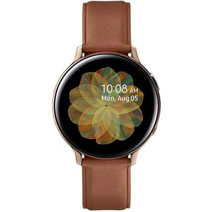 Smart Watch Cardiofrequenzimetro GPS  Galaxy Watch Active2 40mm LTE - Oro