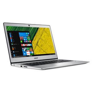 "Acer Swift 1 SF113-31-C2CQ 13"" Pentium 1,1 GHz - SSD 128 GB - 4GB Tastiera Francese"