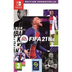 FIFA 21: Édition Essentielle - Nintendo Switch