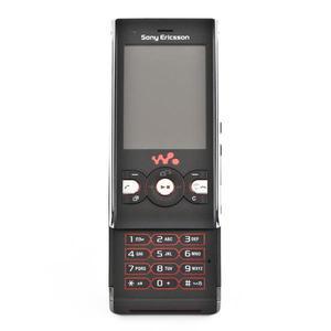 Sony Ericsson W595 - Schwarz- Ohne Vertrag