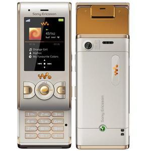 Sony Ericsson W595 - Gold- Ohne Vertrag